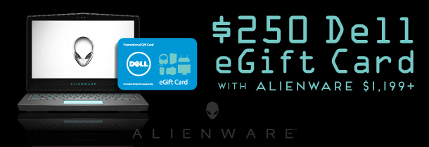 Alienware Promotion