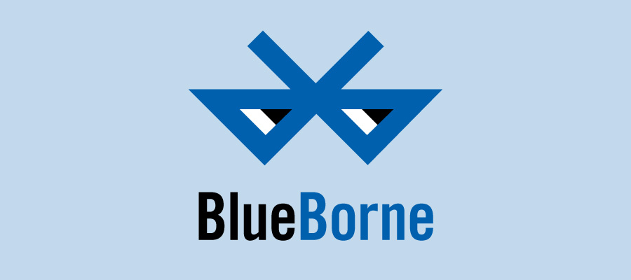 BlueTooth logo turned into a pair of eyes