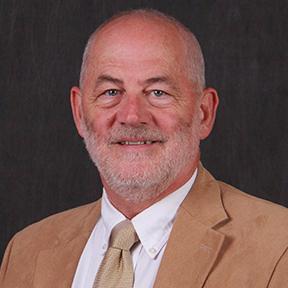 Head and shoulders portrait of UW-Madison CIO Bruce Maas