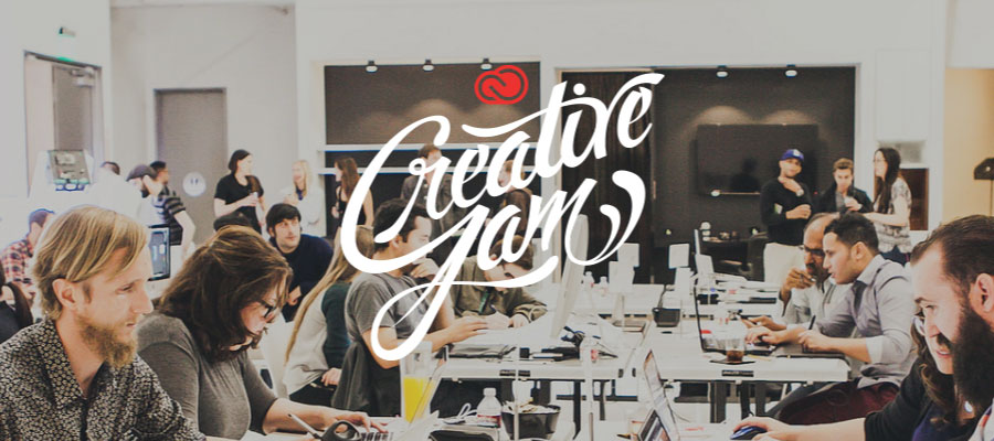 Adobe Creative Cloud Creative Jam