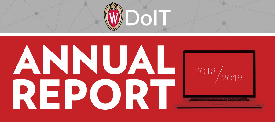 DoIT Annual Report 2018-2019