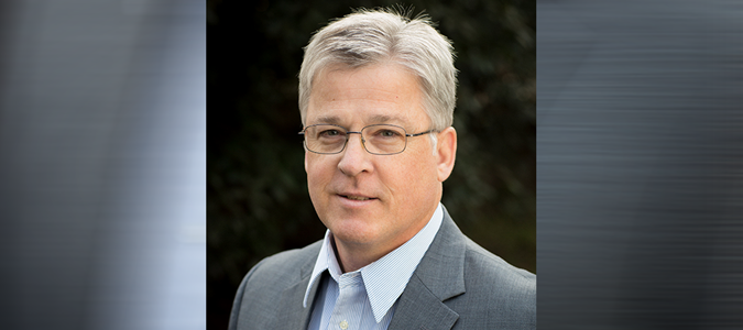 Chief Information Security Officer Robert Turner portrait