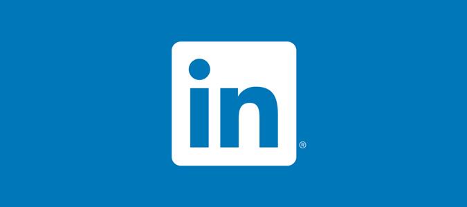 LinkedIn In icon