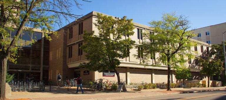 Dayton St building