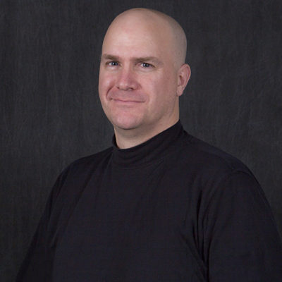 Portrait of Erik Geiger