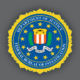 FBI Shield. Public Service Announcement
