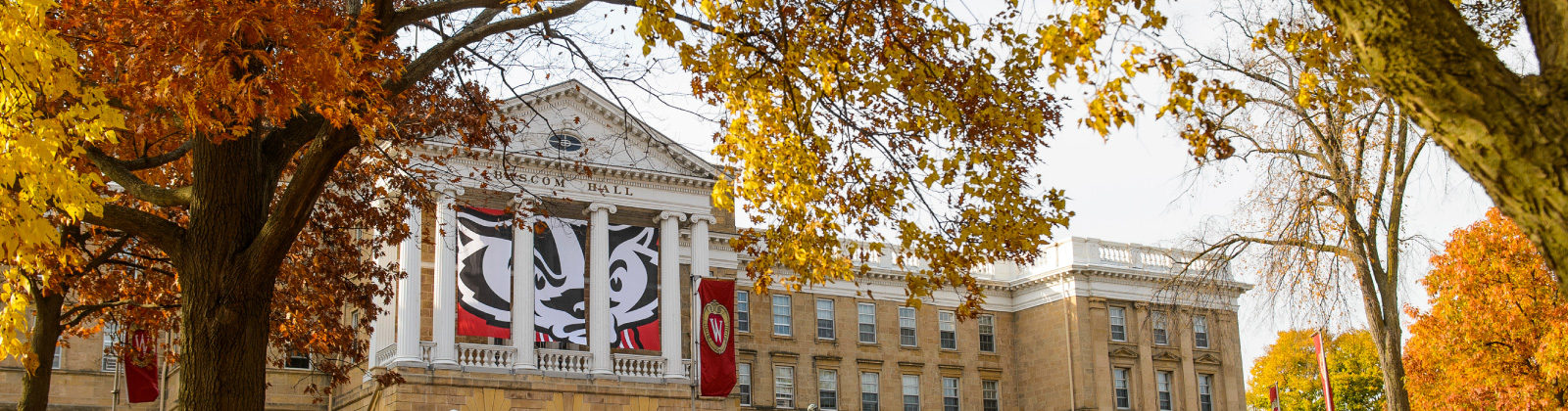 Bascom during Fall