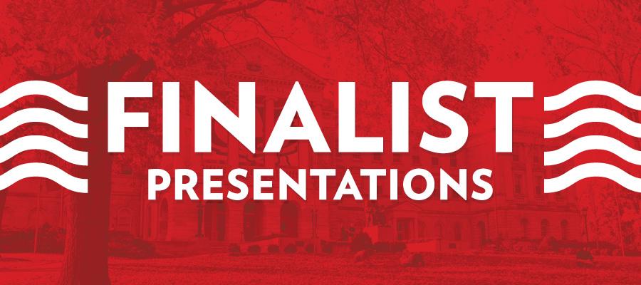 Finalist Presentations