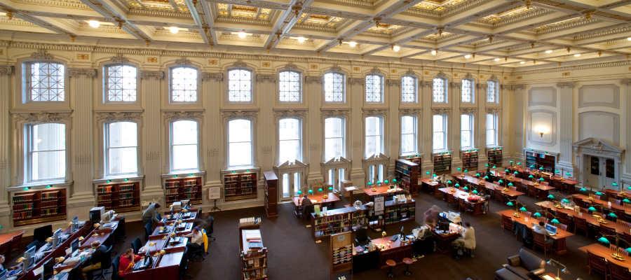 Wisconsin Historical Society Library