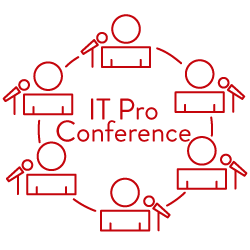 IT Professionals Conference Icon