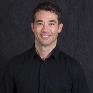 Portrait of Joe Tarter