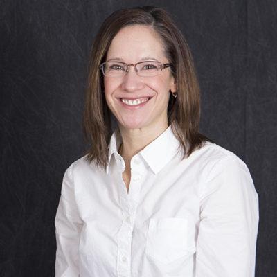 Portrait of Laura Grady