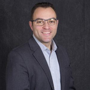 Portrait of Marcus Machacek