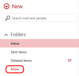How to find your old email in Office 365 - UW–⁠Madison
