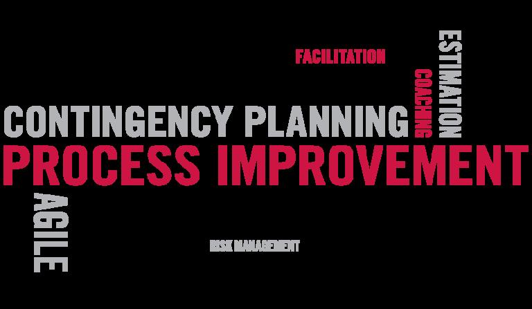 Process improvement, change management, six sigma, more
