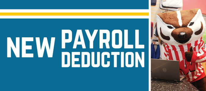 New Payroll Deduction