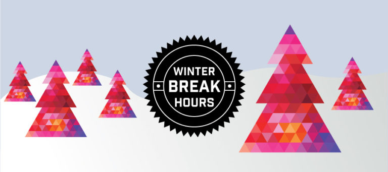 Winter Break Hours