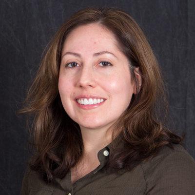 portrait of Trish Rios