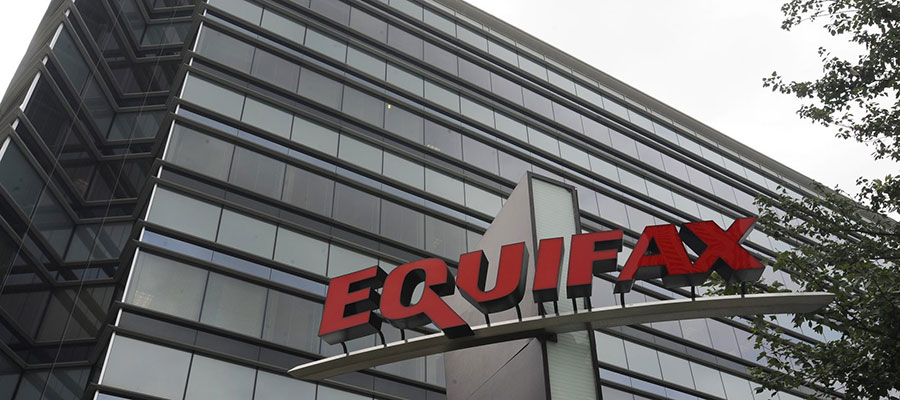 Image of Equifax building