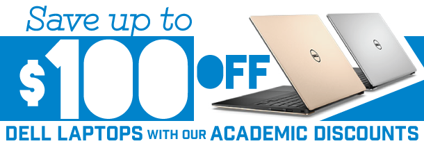 Dell $100 Education Discount