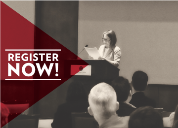 text reading: Register Now for 2017 Information & Technology Leadership Conference